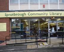 Doncaster - Sprotbrough Library